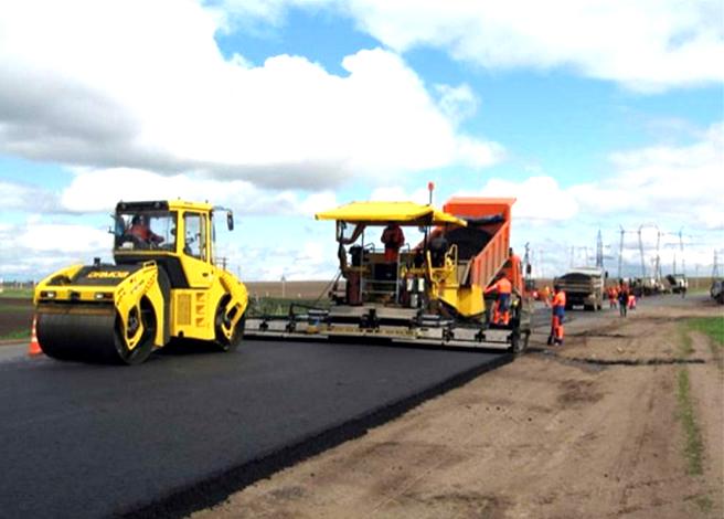 На строительство дорог на Донбассе выделят 800 миллионов гривен
